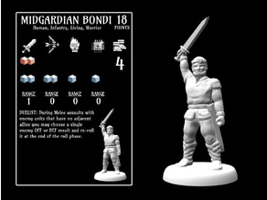 Midgardian Bondi (18mm scale)