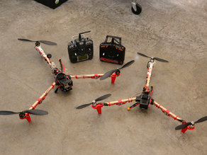 Revision III Tricopter