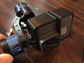 GoPro Hero 5 mount for Tarot T-2D Gimbal