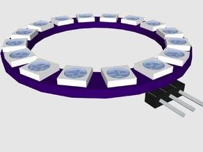 NeoPixel Ring LED (RGB/16)