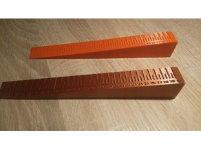 Gap measurement tool