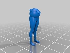 Kirby Long Legs (Repaired)