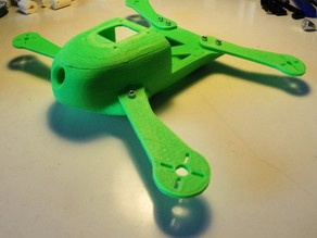 """Frog"" Quadcopter (250 FPV)"