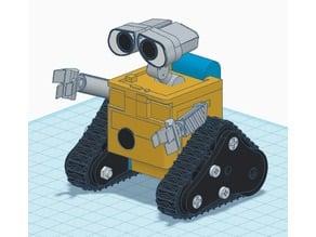 Wall-e TinyTrax