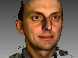VirtuSpecs for Carmine 1.09 3D Scanner