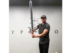 Hyperion Master Sword