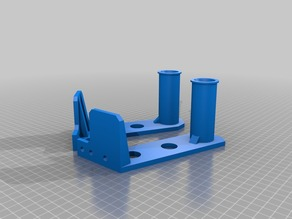 CR-10S Top Filament Holders
