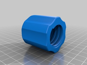 Nut for Impact Bullet Puller by MikePoke