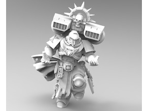 Raven Guard Librarian (Fixed)