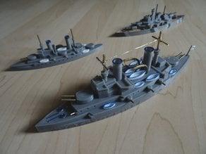 Battleship Kaiser Wilhelm II