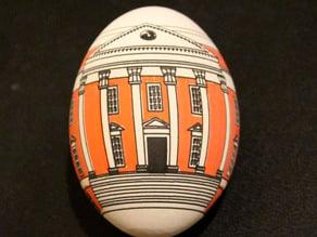 UVA Rotunda for Egg-Bot