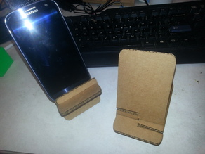 Cardboard Phone Stand Challenge