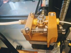 Mk8 Feeder/Extruder Filament Guide 1.75mm
