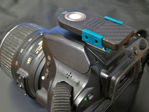 Remote Control Holder for Cameras