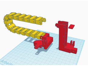 Anycubic I3 Mega Kabelkette V4 (in USE)