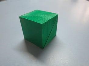 I broke my cube 2!