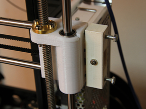 Anet A8 Improved X-belt Tensioner
