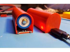 18650 battery + 03962a BOX
