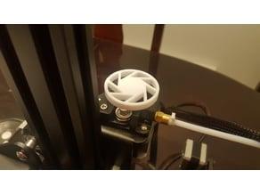 Aperture Science extruder knob for Ender 3