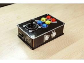 Arcade Bonnet Controller for RetroPie