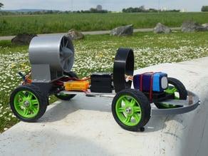 Turbo Car RC (experimental)