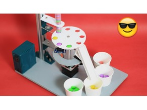 DIY Color sorting Machine