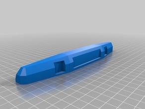 Bumper MST CFX CFX-W rc 1/10