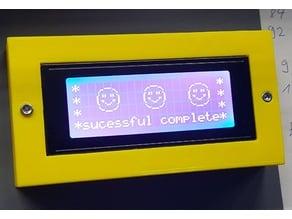 LCD 1602 Display frame / mount