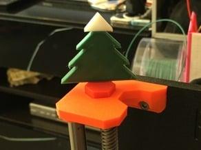 Christmas tree for Prusa Mk3