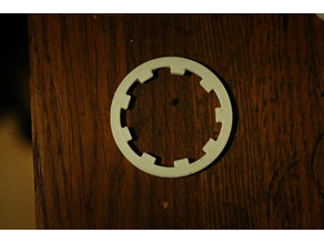 10 Speed Cassette Spacer (2.35mm)