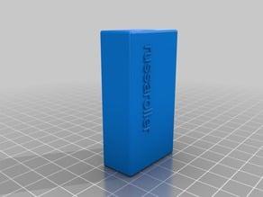 russaroller  Control Box for Alexa controlled Bofu window shade motors using NodeMCU V3