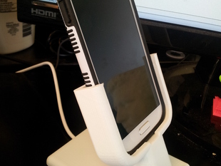 Samsung Galaxy S4 Desk Stand (for use with external case)