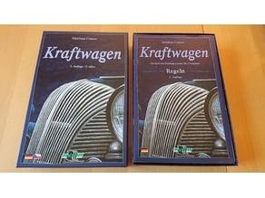 Kraftwagen Inlay/Organizer