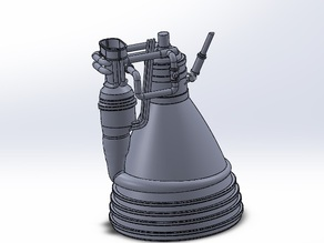 F1 Rocket Engine