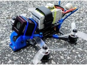 3 inch Quadcopter frame for the RunCam Split Mini