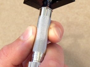 Merkur 34C Safety Razor Cover