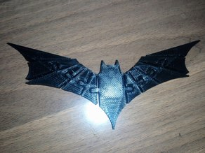 Yet another articulated batarang