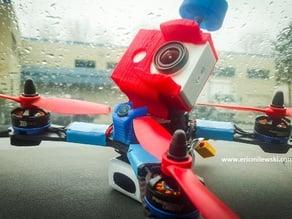 LRC Race X drone camera mount