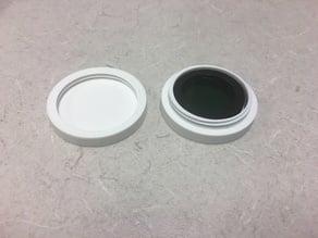 "1.25"" telescope eyepiece filter case"