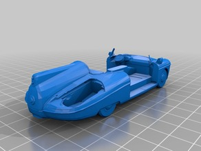 Fallout 4 station wagon and parts