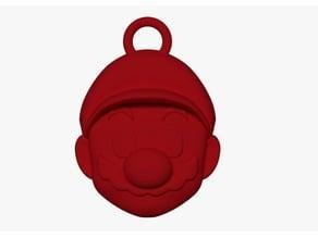 Mario -  Keychain