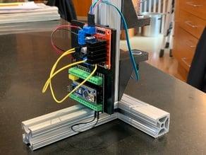 Acoustic Levitator electronics platform