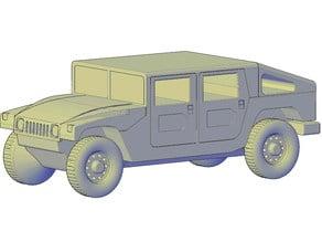 Hummer H1 Slantback