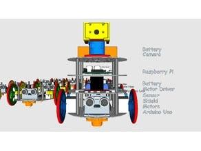 diskBot™ - DIY Robot Platform - Design Concepts
