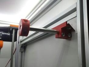 Filament Spool Holder for 30x30 aluminum profile