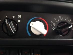 Jeep AC Knob