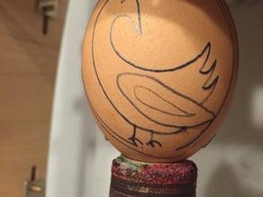 Eggbot Two birds