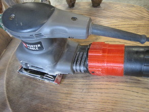 Porter Cable Model 342 Palm Sander Vacuum Adapter