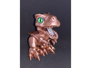 Boon the Tiny T. Rex Eye Upgrade