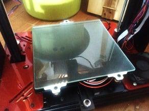 Prusa i4 glass holder